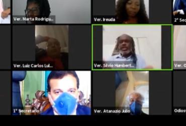 Câmara de Salvador aprova reforma da Previdência dos servidores municipais | Reprodução | TV CÂMARA