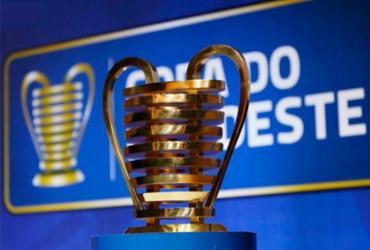 Copa do Nordeste é suspensa por conta da pandemia de coronavírus | Divulgação | CBF