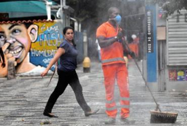 Com pandemia, Ipea prevê quedas de até 1,8% para o PIB 2020 | Carl de Souza | AFP