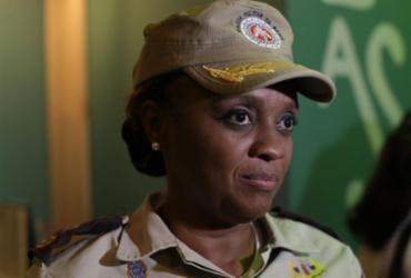Candidaturas de militares e policiais diminuem 16% na Bahia | Adilton Venegeroles | Ag. A TARDE | 19.2.2020