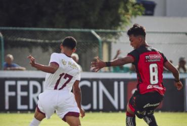 Vitória perde para Jacuipense e liga sinal de alerta no Baianão | Renan Oliveira | E.C. Jacuipense