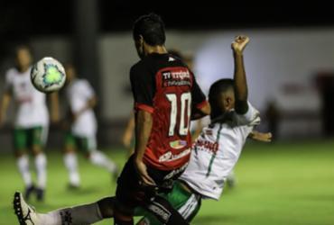 Veja imagens de Vitória x Lagarto pela Copa do Brasil |