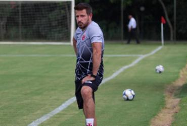 Ídolo do Vitória, Ramon Menezes é o novo técnico do Vasco | Carlos Gregório Júnior | Vasco