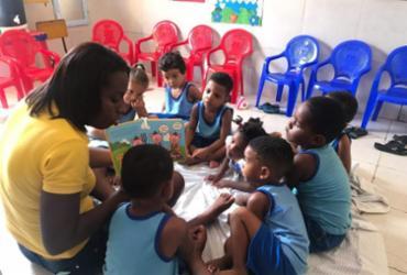 Liderada por mulheres, creche em Salvador aposta em educação libertadora | Divulgação | Creche Grão de Mostrada