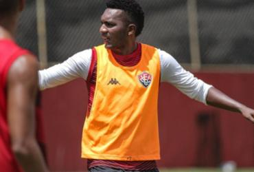 Eron viaja com time principal para jogar contra o ABC | Letícia Martins | ECVitória