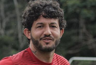 Meia Fernando Neto tem lesão na coxa constatada   Raul Spinassé   Ag. A TARDE