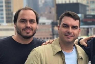 Flávio e Carlos Bolsonaro se filiam ao Republicanos | Reprodução | Instagram