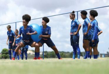 Vocação e entusiasmo compensam condições desiguais para atletas baianas | Uendel Galter | Ag. A TARDE