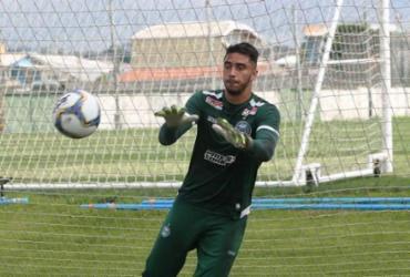 Vitória anuncia acordo por empréstimo com o goleiro César | Divulgação | Coritiba