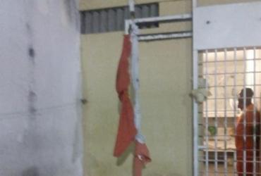 Cinco detentos tentam fugir do Conjunto Penal de Feira de Santana | Foto: Divulgação