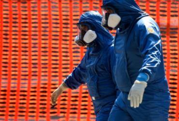Itália supera 10 mil mortes provocadas pelo coronavírus | Anne-Christine Poujoulat | AFP
