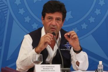Mandetta, um ministro acrobata entre Bolsonaro e a realidade do novo coronavírus | Marcello Casal Jr. | Agência Brasil