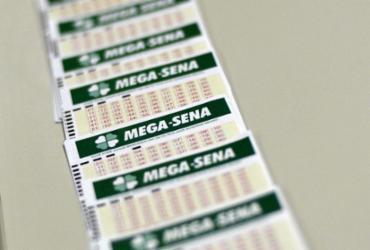 Mega-Sena sorteia nesta quarta-feira prêmio de R$ 4,8 milhões |