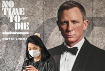 Estreia do novo James Bond é adiada por temores do coronavírus   Mladen Antonov   AFP