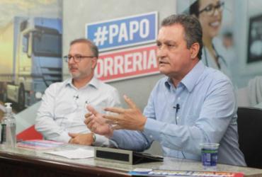 Rui Costa anuncia novos leitos e reforça medidas preventivas em papo virtual