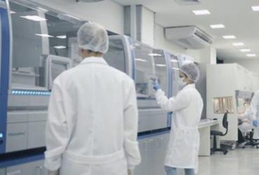 Pesquisadores brasileiros buscam moléculas para combater a covid-19 | Divulgação | DB Molecular