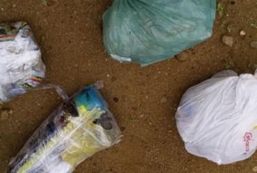 Policiais evitam entrada de drogas em presídio de Salvador | Divulgação | SSP-BA