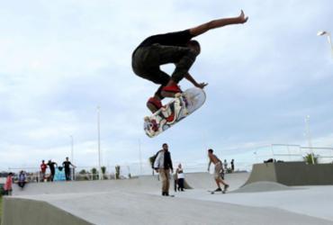 Instalações esportivas trazem vida a antigas áreas degradadas da capital | Foto: Uendel Galter | Ag. A TARDE