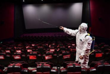 Coronavírus provoca calafrios na indústria do cinema | AFP