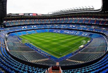 Santiago Bernabéu vira armazém de material contra o coronavírus | Arquivo | AFP