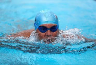 Seletiva de natação para Tóquio-2020 é adiada por coronavírus | Raul Spinassé | Ag. A TARDE