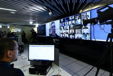 Senado aprova projetos que auxiliam no combate à Covid-19 | Jane de Araújo | Agência Senado