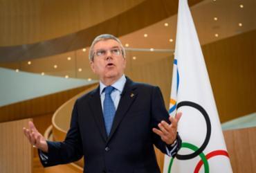 Bach afirma que COI não cogita adiar ou cancelar Tóquio-2020 | Fabrice Coffrini | AFP