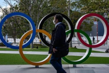 Jogos de Tóquio não poderão ser adiados novamente, dizem organizadores | Philip Fong | AFP