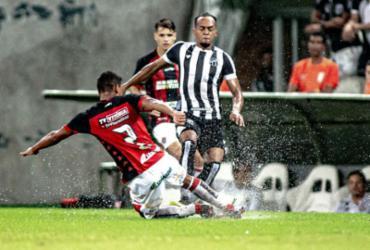 Vitória cai para o Ceará e fica em desvantagem na Copa do Brasil | Stephan Eilert | Cearasc