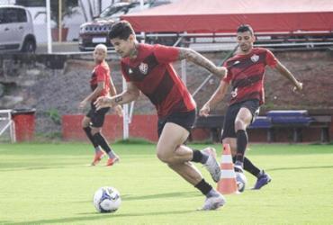 Em dose dupla, Vitória enfrenta River-PI e Jacuipense neste domingo | Letícia Martins | EC Vitória | Divulgação