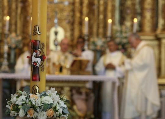 Celebrações católicas da Semana Santa em Salvador serão online; veja programação | Luciano da Matta | Ag. A TARDE