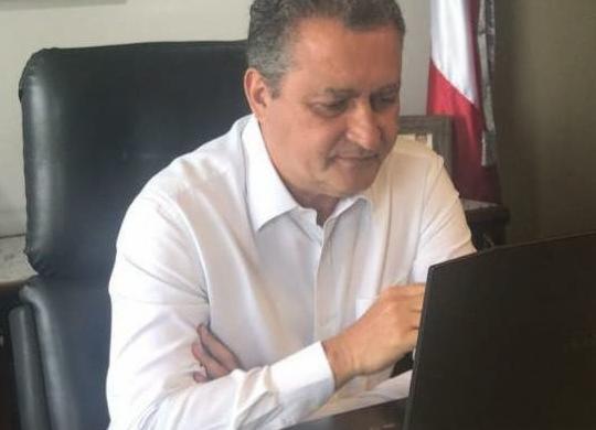 Rui Costa cobra mais celeridade do Governo Federal nas ações de combate à covid-19   Reprodução   Instagram