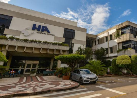 Bahia tem segunda morte causada por coronavírus; vítima é um homem de 64 anos | Divulgação | Hospital Aliança