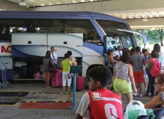 Restrição a transporte intermunicipal é ampliado para mais cinco cidades baianas | Reprodução