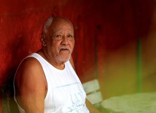 Lendas vivas mantêm acesa chama do 1º título brasileiro do Bahia | Adilton Venegeroles | Ag. A TARDE