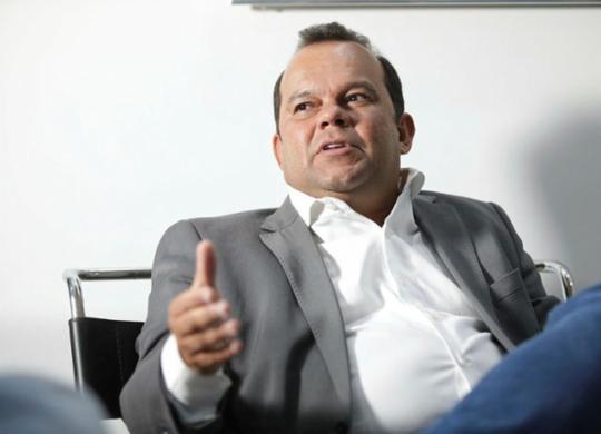 Geraldo Júnior confirma filiação ao MDB | Raul Spinassé | Ag. A TARDE