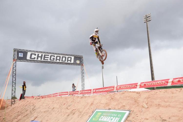 Camaçari sedia a 1ª Etapa da Copa Bahia de Motocross || Divulgação