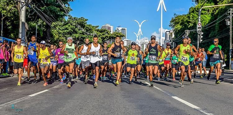 Serão 8 km de percurso pelas ruas do bairro e adjacências | Foto: Divulgação