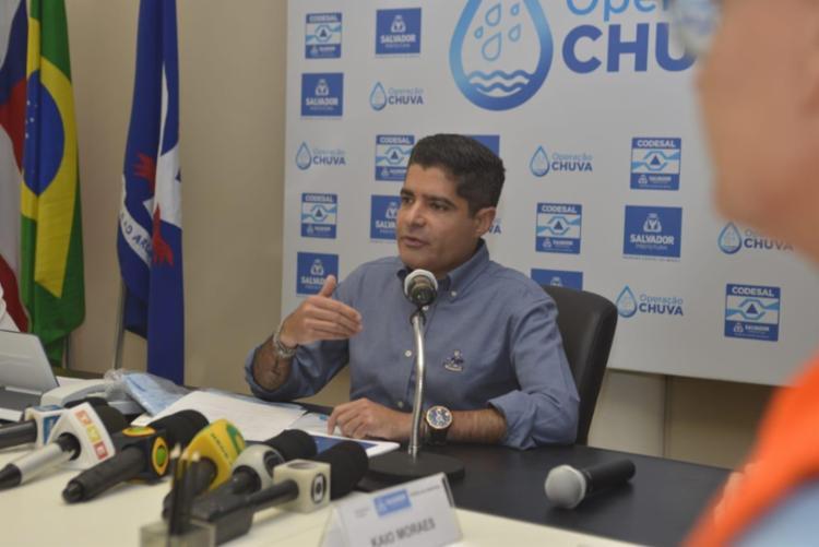 Aliados do presidente acreditam que a entrada do Prefeito de Salvador deixaria a relação do Planalto com o DEM mais amigável - Foto: Shirley Stolze | Ag. A TARDE