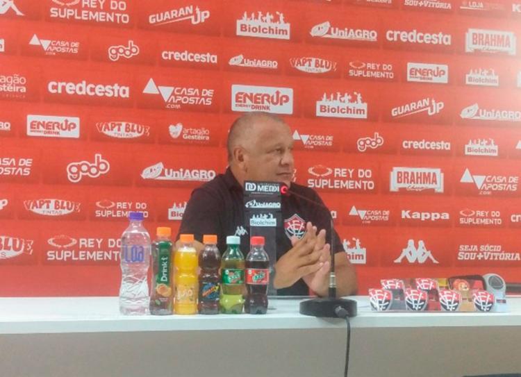 Segundo Agnaldo, Leão teve chances de 'matar o jogo' mas se descuidou no final   Foto: Alex Torres   Ag. A TARDE - Foto: Alex Torres   Ag. A TARDE