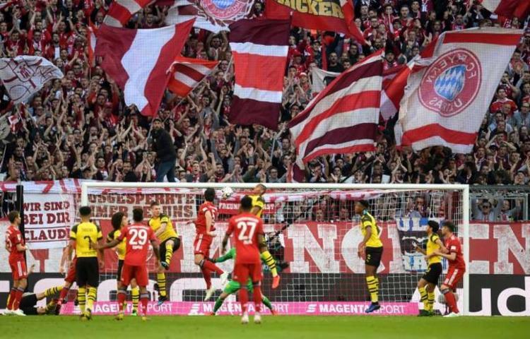 Bundesliga teve suspensão confirmada no dia 17 de março | Foto: AFP - Foto: AFP
