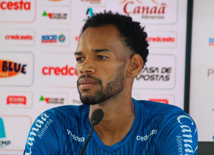 Anderson anotou primeiro gol com a camisa Tricolor | Foto: Divulgação | EC Bahia - Foto: Divulgação | EC Bahia