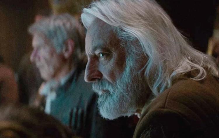 Jack interpretou o major Caluan Ematt em duas produções da franquia | Foto: Divulgação - Foto: Divulgação
