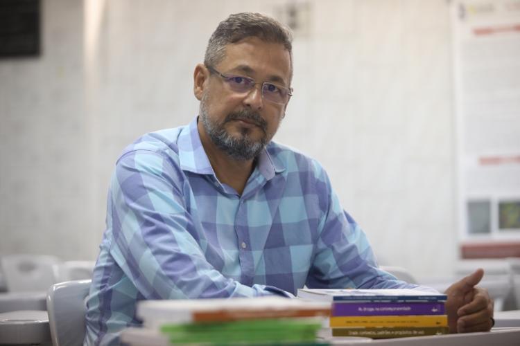 Coordenador do Cetad, George Gusmão é psquiatra