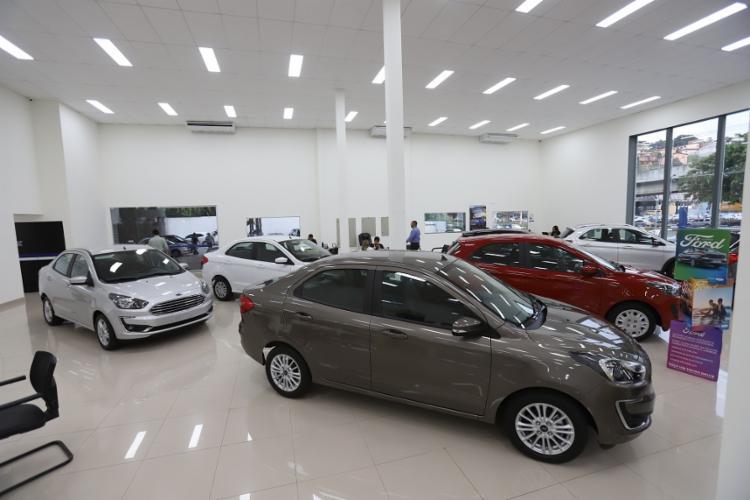 Há promoção para revisão de carros de motoristas por aplicativos   Foto: Uendel Galter   Ag. A TARDE - Foto: Uendel Galter   Ag. A TARDE