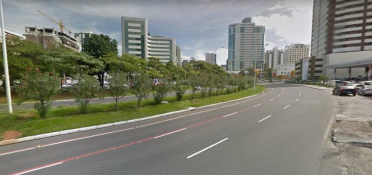 Transalvador também definiu que avenidas não serão fechadas para o projeto Ruas de Lazer | Foto: Reprodução | Google Maps - Foto: Reprodução | Google Maps