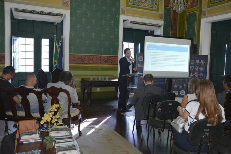 Comissão de Saúde realizou audiência no Salão Nobre da Câmara   Foto: Valdemiro Lopes / CMS - Foto: Foto: Valdemiro Lopes / CMS