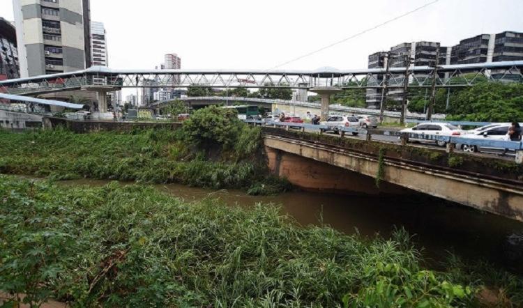 Uma pequena ponte será construída ligando a avenida ao Centro Médico Iguatemi e à Paralela | Foto: Betto Jr | Divulgação - Foto: Betto Jr | Divulgação