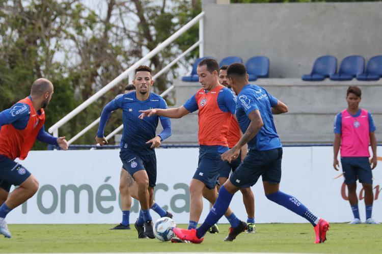 O Tricolor encara o América-RN, na Arena das Dunas, neste sábado, 14 | Foto: Felipe Oliveira | EC Bahia - Foto: Felipe Oliveira | EC Bahia