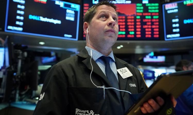 Na Bolsa de Valores de Tóquio, os preços das ações continuaram caindo nesta terça-feira   Foto: Bryan R Smith - Foto: Bryan R Smith